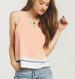 Z Supply Bree Dip Dye Tank