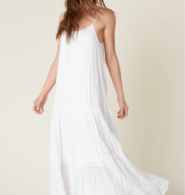 BB Dakota Roman Holiday Maxi Dress
