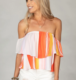 Buddy Love Laverne Off Shoulder Top