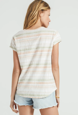 Z Supply Mauna Stripe Tee