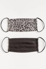 Z Supply Leopard Mask 2 Pack
