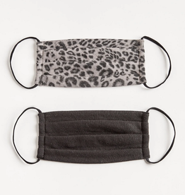 Z Supply Leopard Mask 2 Pack