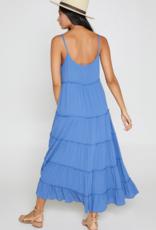 Among The Stars Maxi Dress