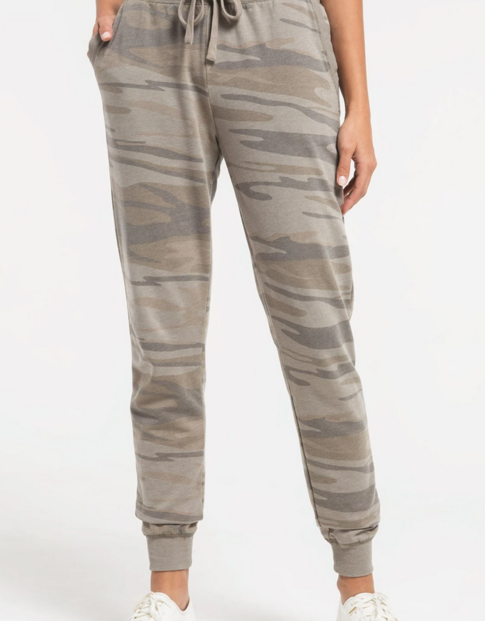 Z Supply The Camo Jogger Pant