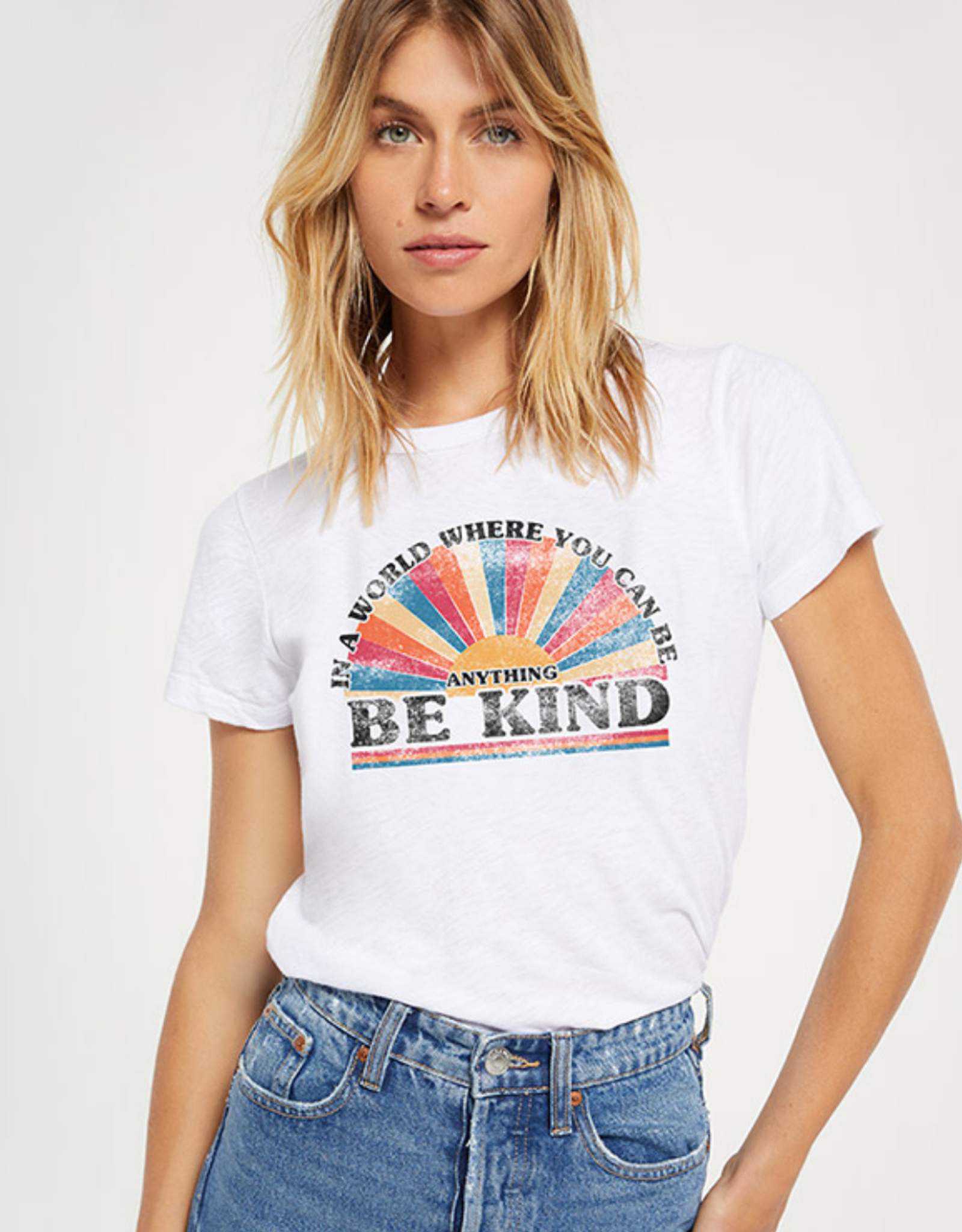 Z Supply Be Kind Tee