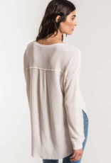 Z Supply Thermal Tunic Top