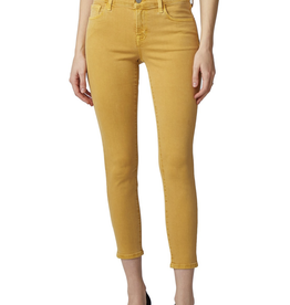 J Brand 835 Mid-Rise Cropped Skinny