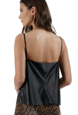 BB Dakota Leather Report Vegan Leather Cami