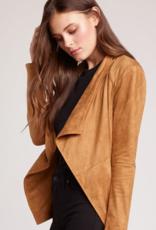 BB Dakota Wade Faux Suede Jacket