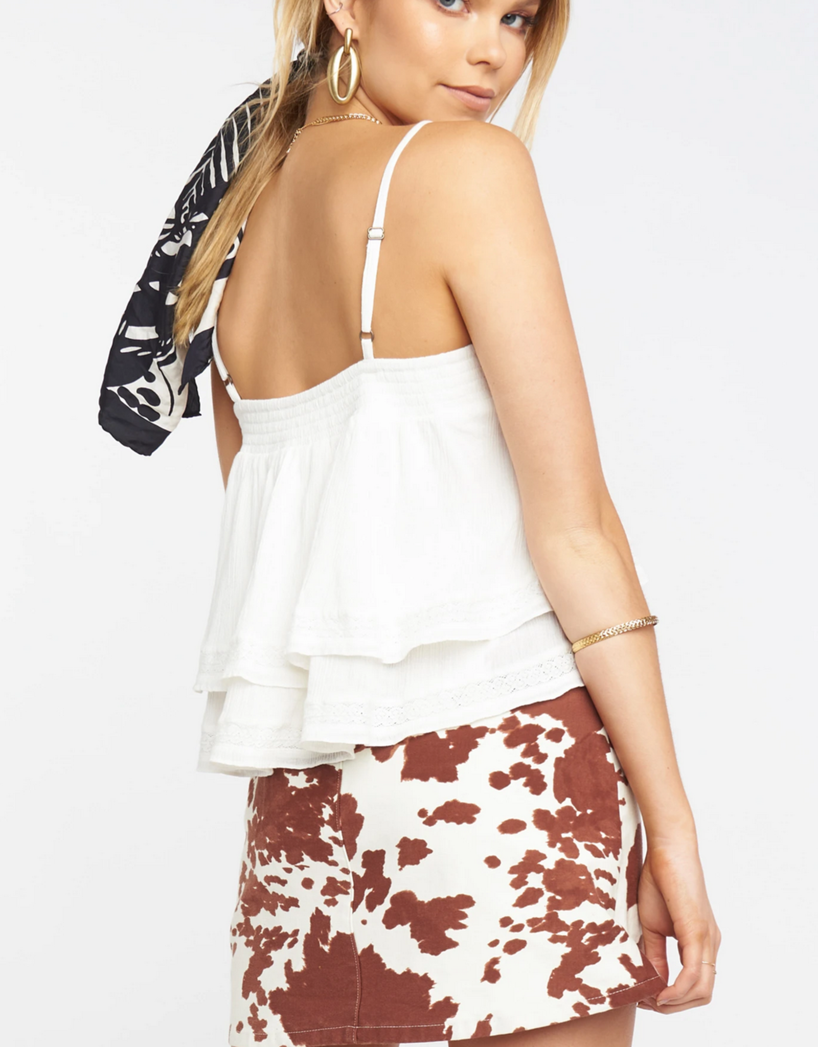 Show Me Your Mumu Roxanne Mini Skirt