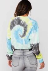 Velvet Heart Eliza Tie Dye Sweatshirt
