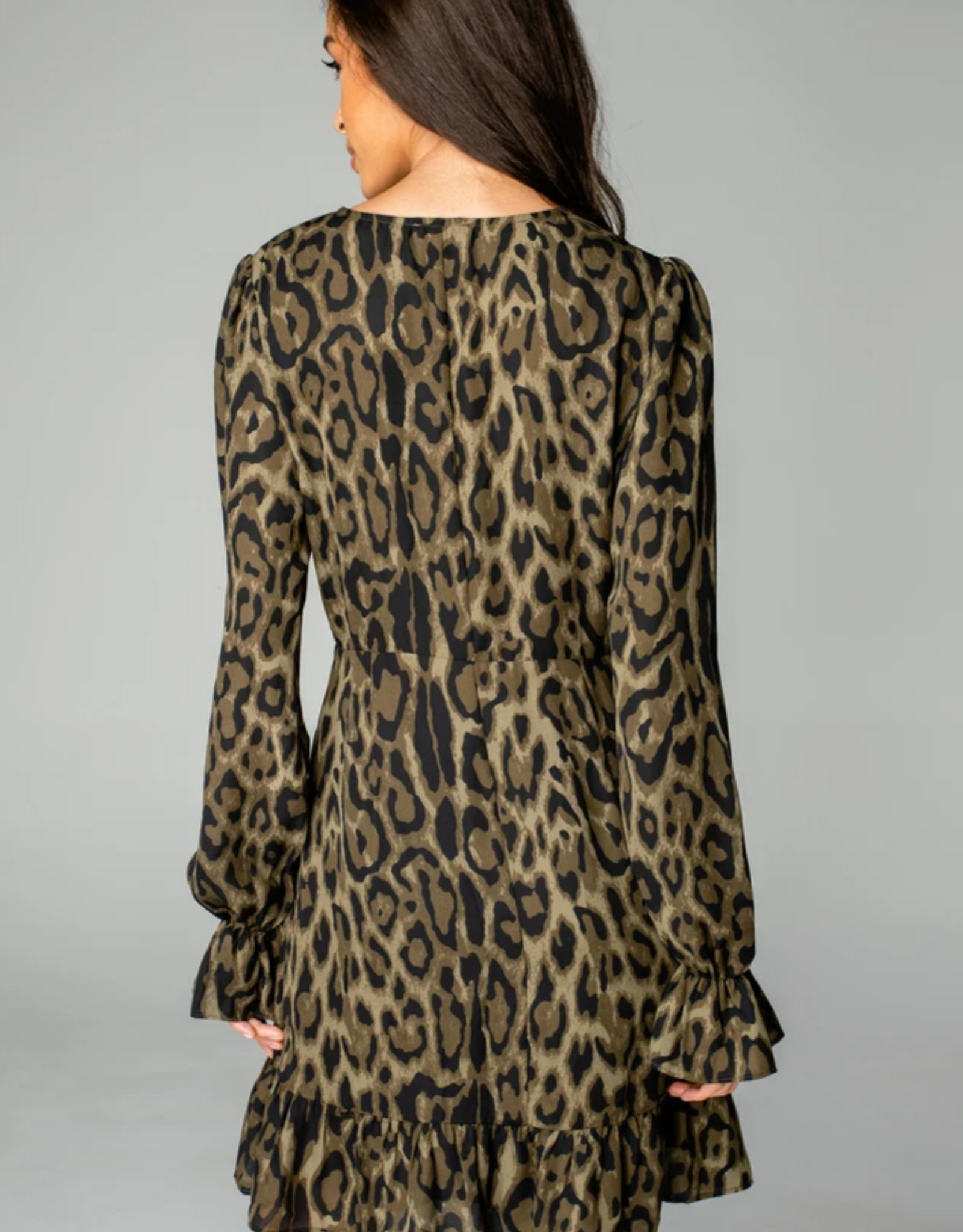 Buddy Love Alicia Long Sleeve Dress