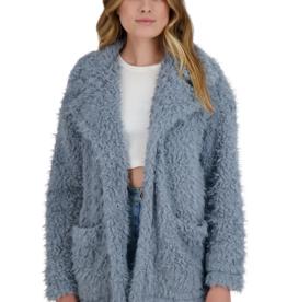 BB Dakota Warming Signs Teddy Coat