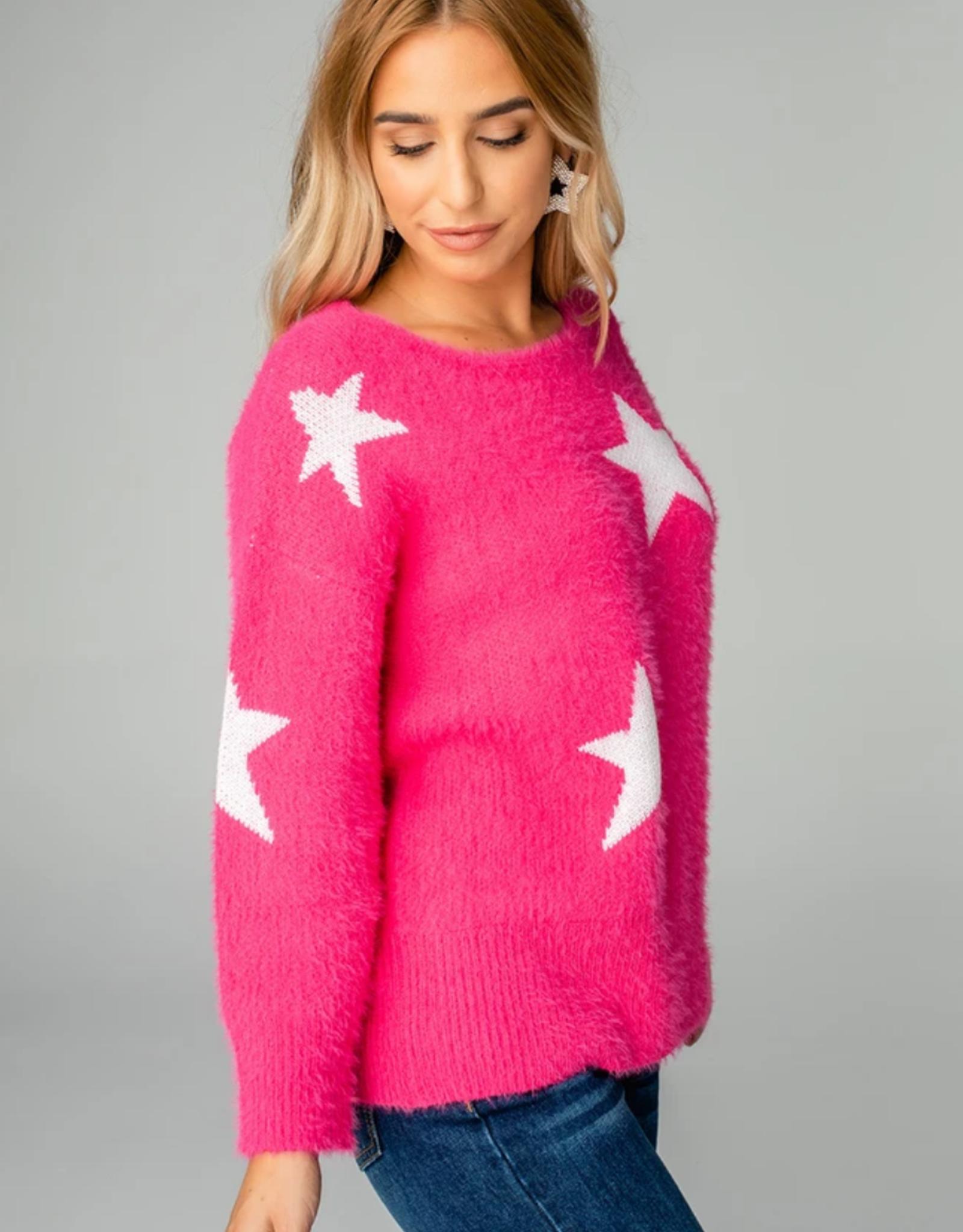 Buddy Love Spears Star Sweater