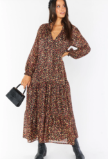 Show Me Your Mumu Birdie Maxi Dress