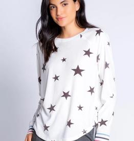 PJ Salvage Wishin' On A Star Long Sleeve Top