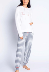 PJ Salvage Striped Jammie Pant