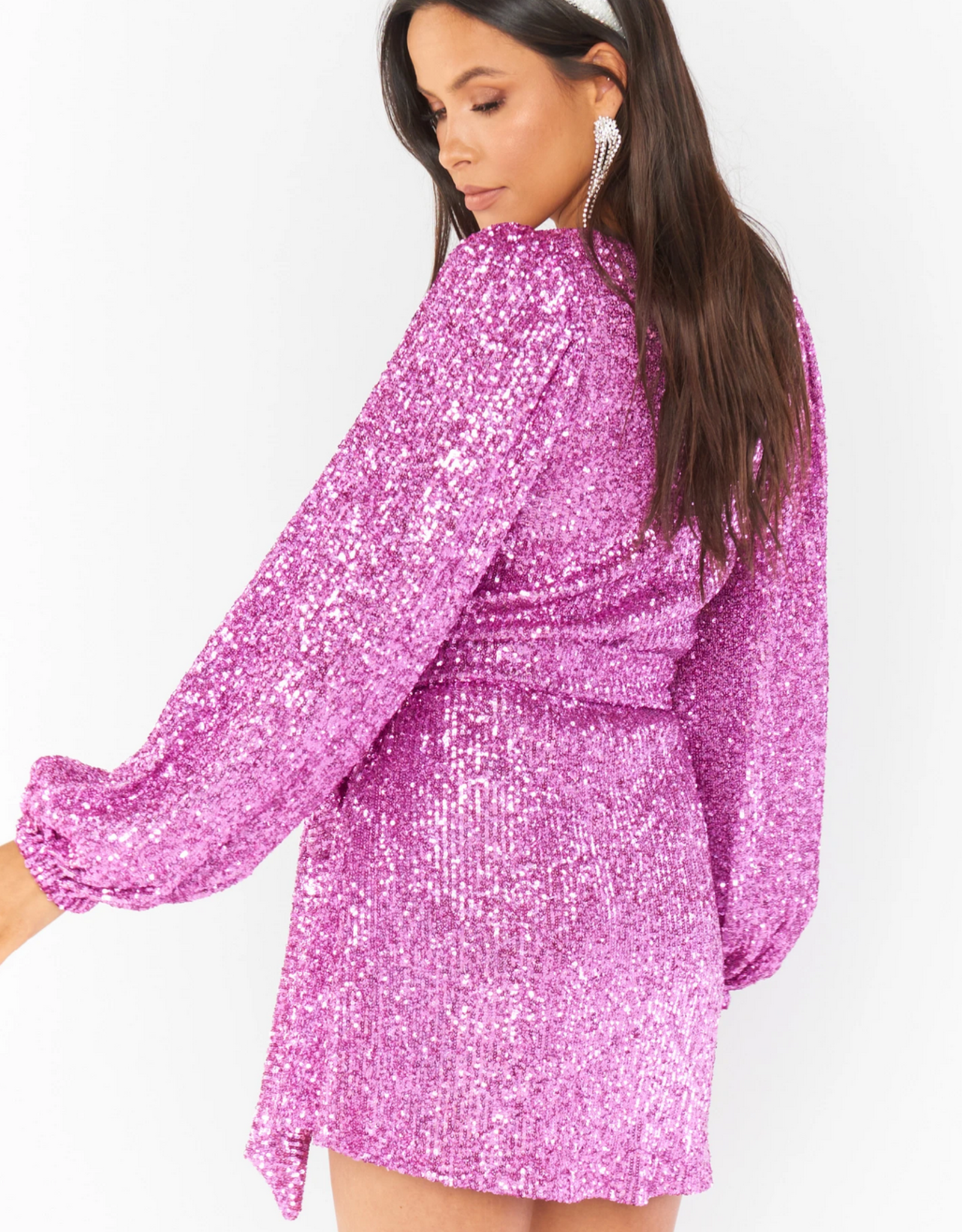 Show Me Your Mumu Aniston Mini Dress