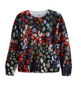 525 Multi Animal Print Sweater