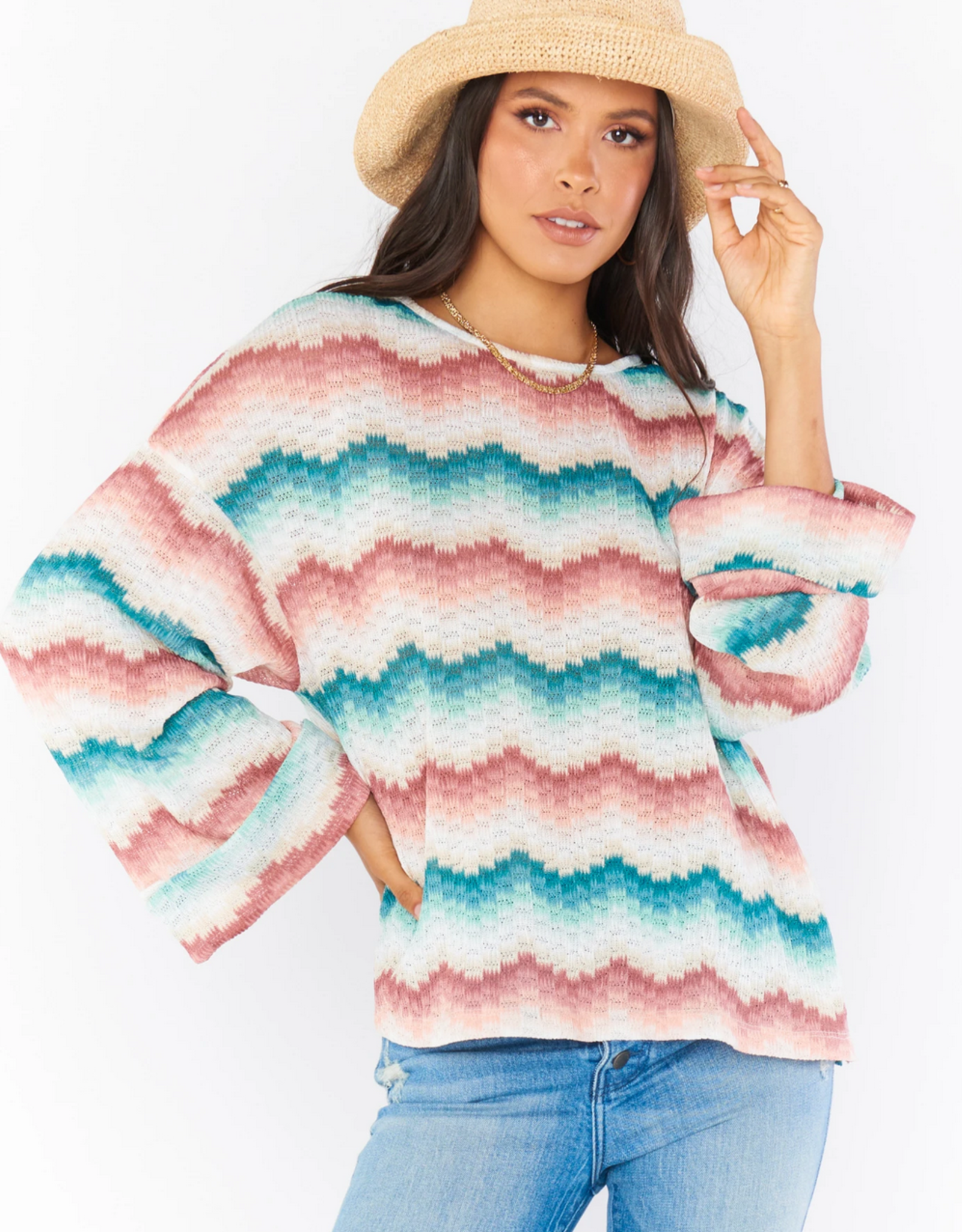Show Me Your Mumu Daytime Pullover