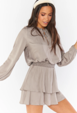 Show Me Your Mumu Tatum Mini Dress