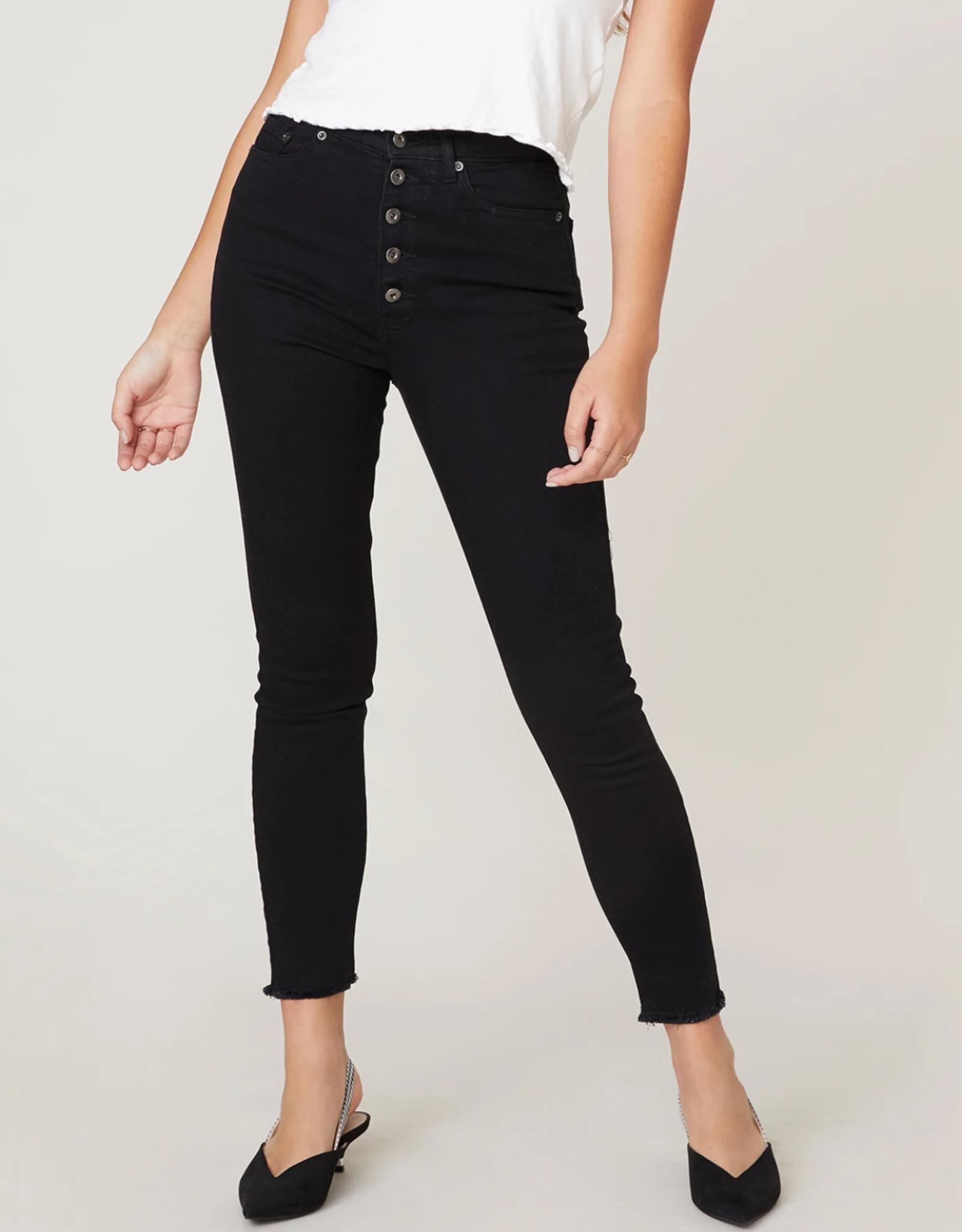 BB Dakota Late-Riser Hi-Rise Jeans
