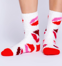 PJ Salvage Kiss Socks