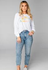 Buddy Love Keith Graphic Sweater