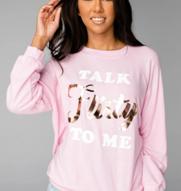 Buddy Love Courtney Graphic Sweatshirt