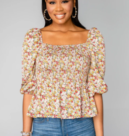 Buddy Love Gwendolyn Top