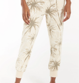 Z Supply Coconut Palm Jogger