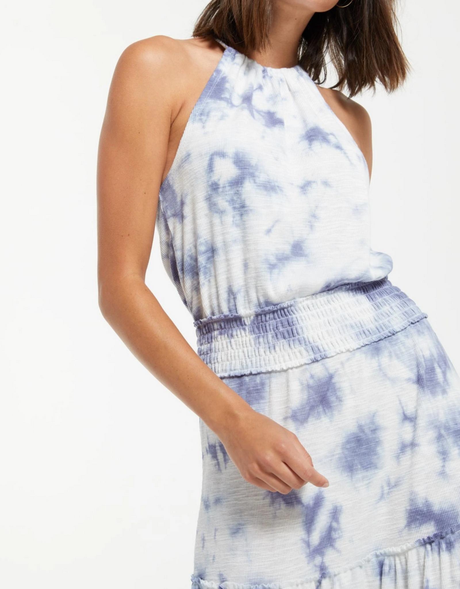Z Supply Beverly Cloud Tie-Dye Dress