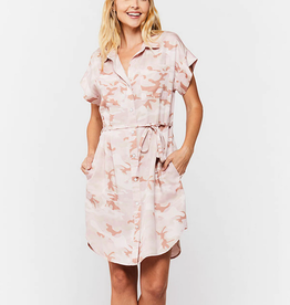 Velvet Heart Rosalee Short Sleeve Dress