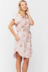 Velvet Heart Rosalee Short Sleeve Dress