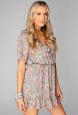 Buddy Love Trixy Ruffled Mini Dress