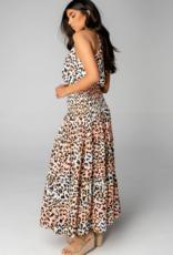 Buddy Love Izzy Smocked Waist Maxi Dress