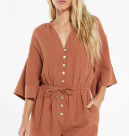 Z Supply Zephyr Gauze Romper