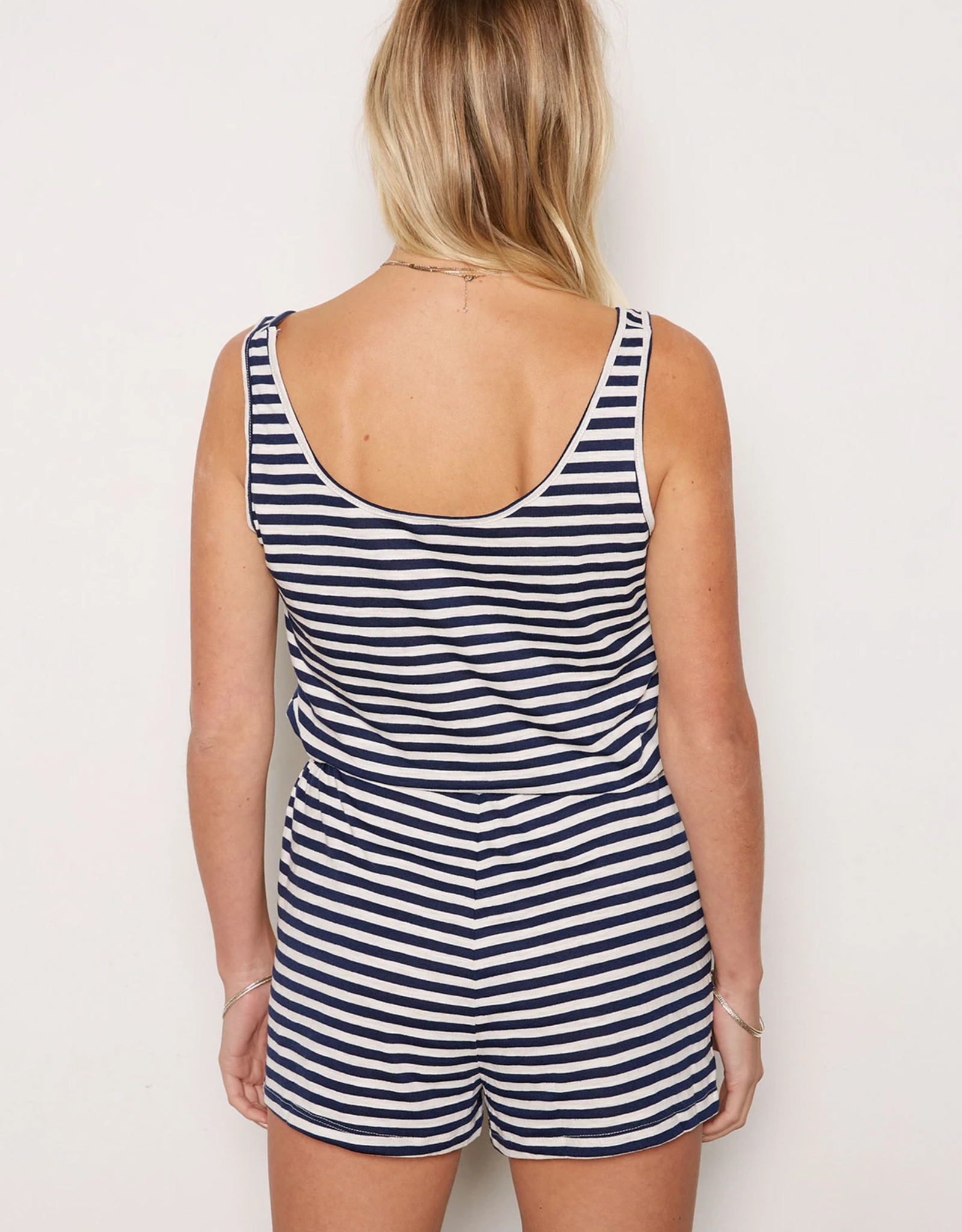 Tart Collections Kass Striped Romper