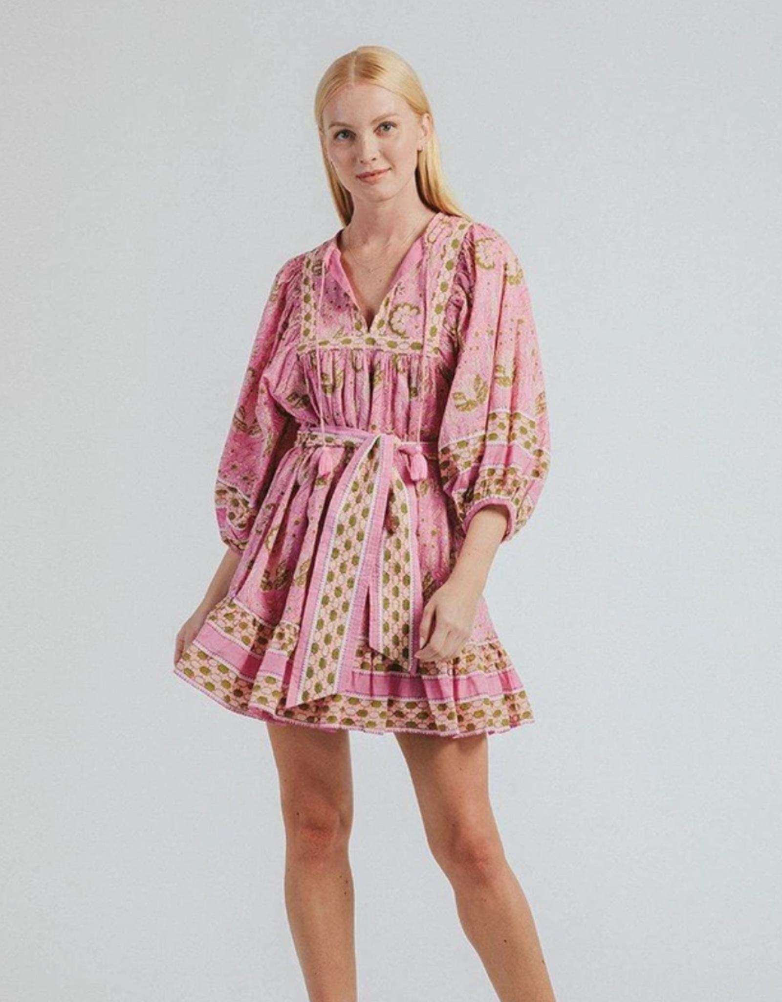 Cleobella Magdalena Mini Dress