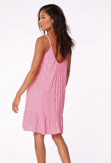 Bobi Pineapple Cami Dress