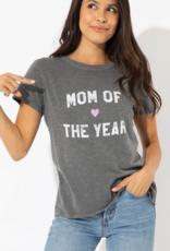 Sub_Urban Riot Mom Of The Year Slub Loose Tee