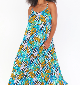 Show Me Your Mumu Caroline Maxi Dress