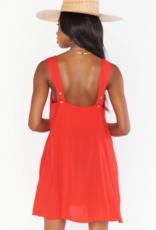 Show Me Your Mumu Ambres Mini Dress