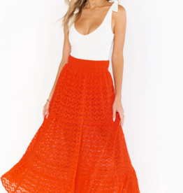 Show Me Your Mumu Melinda Maxi Skirt