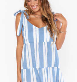 Show Me Your Mumu Emme Tie Dress