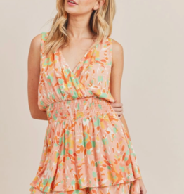 Spread Of Joy Ruffle Romper