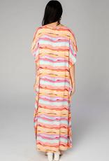 Buddy Love Cora Caftan Maxi Dress