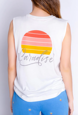 PJ Salvage Sun Out Tank