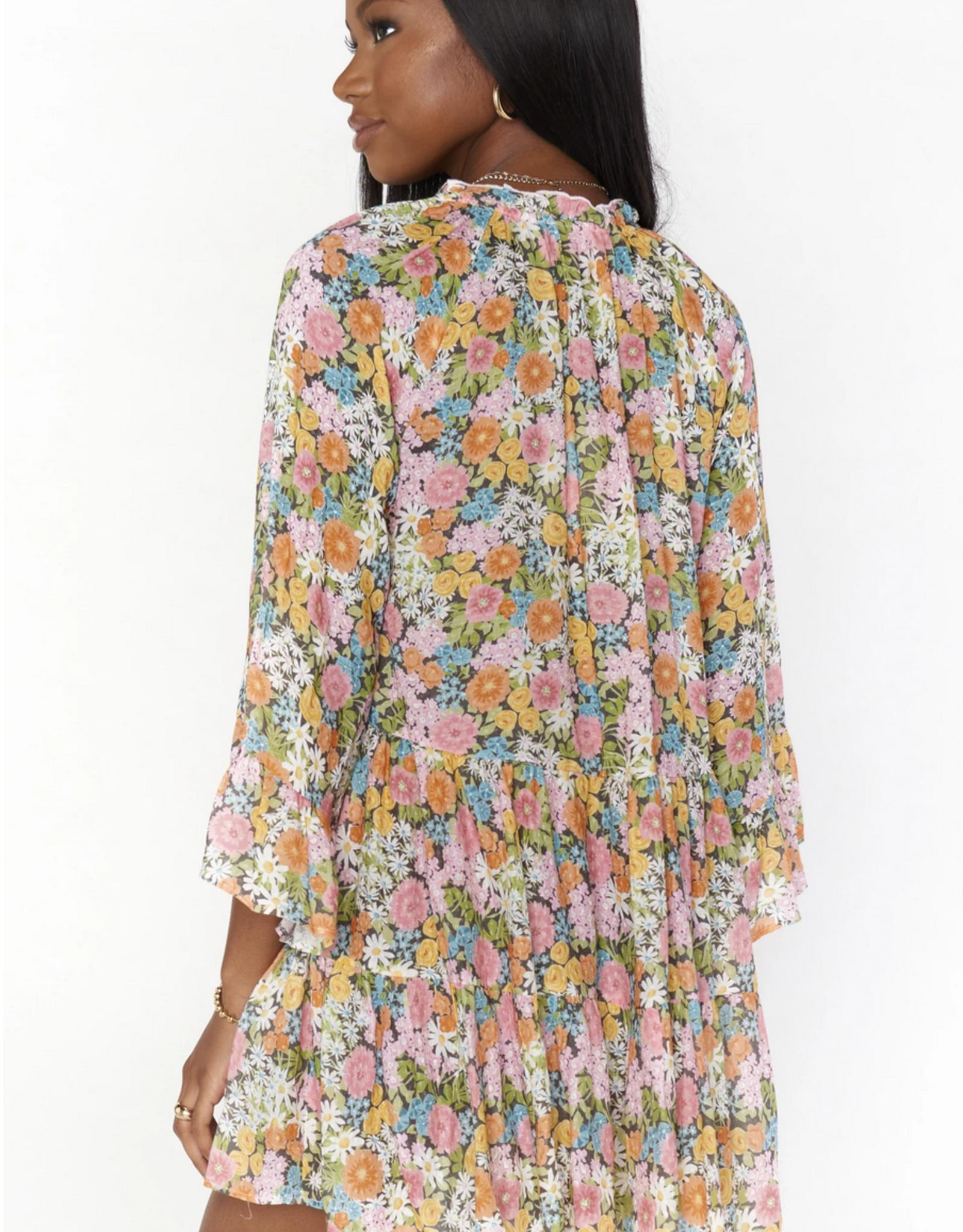 Show Me Your Mumu Viola Mini Dress
