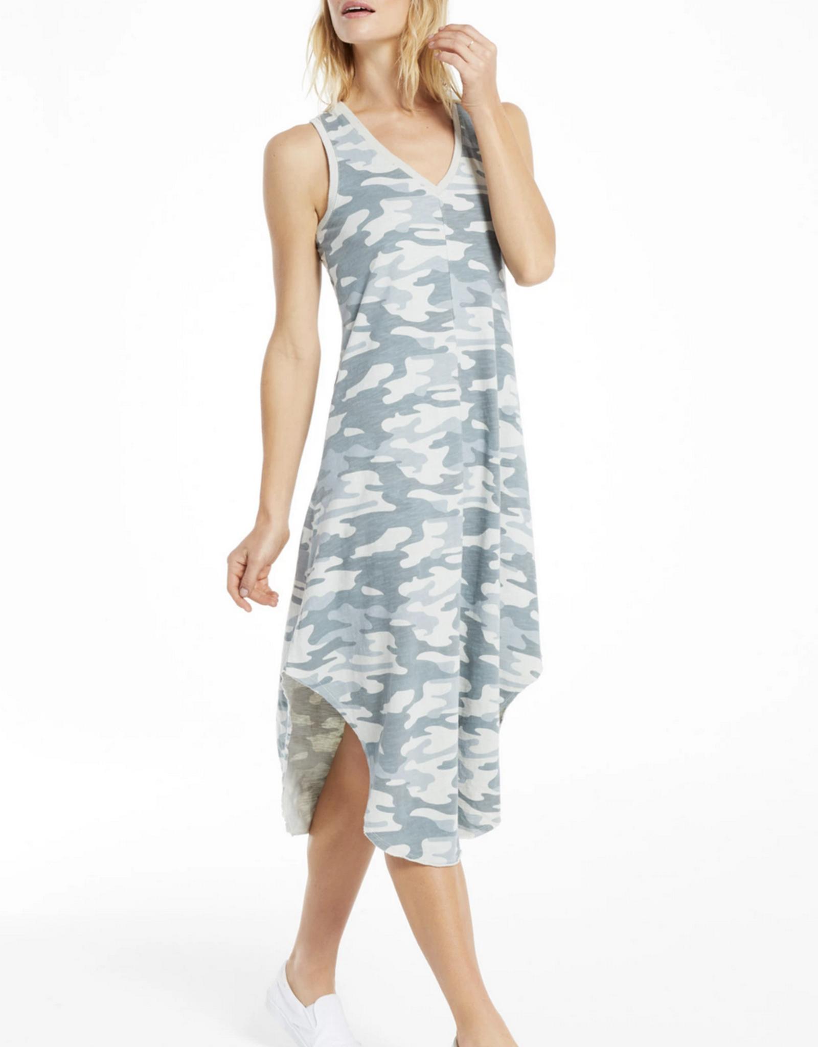 Z Supply Camo Reverie Dress